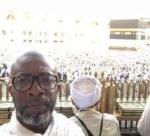 El Hadji Boubacar Ndour !! à la Mecque