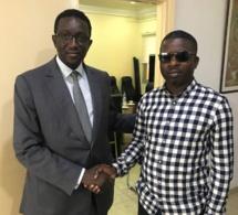 L transitaire Ibou Sow Ardo lance une forte mobilisation pour soutenir les actions du ministre des Finances Amadou Ba pour reélire Macky Sall.