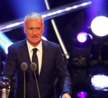 Didier Deschamps élu meilleur entraineur du monde
