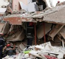 Yeumbeul : 2 personnes tuées par l'effondrement d'un immeuble