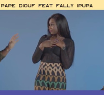 EXCLUSIF: Le Teaser de la nouvelle vidéo clip de Pape Diouf feat Fally Ipupa à découvrir en intégralité le 13 octobre à Bercy. REGARDEZ