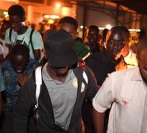 Arrivée des « Lions » à Khartoum : Sadio Mané en vedette