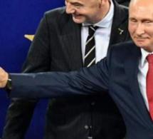 Le Mondial a rapporté 12,5 milliards d'euros à la Russie