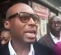 Barthelemy Dias et Bamba Fall descendent à Paris pour soutenir le parrainage de la candidature de Khalifa Sall.