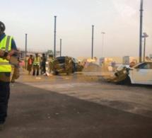 Urgent: L'Autoroute Ila Touba enregistre son 1er accident, Regardez