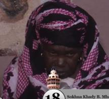 VIDEO : Déclaration de Sokhna Khady Bara Mbacké lors de la cérémonie SAFAR 2018 de la communauté Mouride de Kaolack