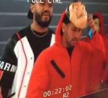 Vidéo : l'entrée de Neymar et Mbappé au Parc déguisés en braqueurs de la Casa de Papel