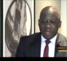 Spécial African Leader Awards, l'initiateur, le Président Mbagnick Diop du MEDS s'exprime.