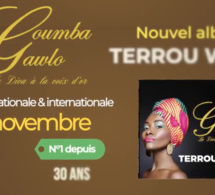 Coumba Gawlo / Teaser Sortie d'Album Terroir 2018