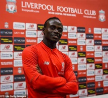 Liverpool: Sadio Mane va toucher 170.000 euros par semaine