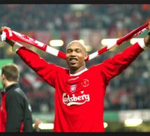 El Hadji Diouf : « Je regrette d'avoir porté le maillot de Liverpool »