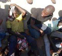 Accident: Un car Ndiaga Ndiaye se renverse et fait plusieurs blessés à la Patte d'oie