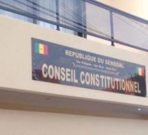 Conseil constitutionnel : Les 7 membres de la Société civile débarquent
