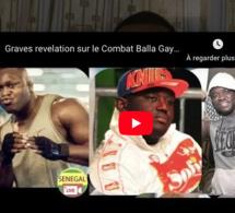 Graves revelation de Birahim Ndiaye, sur le Combat Balla Gaye 2 vs Gris Bordeaux , CNG DE LUTTE , SHOWBIZ LAMB