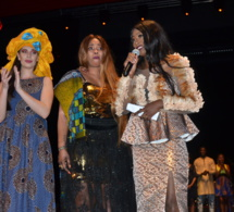 Collection de Awa Kermel Fashion nuit de la mode Panafricaine au Casino 2000 Mondorf de Luxembourg