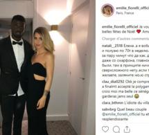 Mbaye Niang et Emilie Fiorelli réconciliés ? Le cliché qui sème le doute sur Instagram