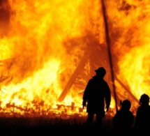 Urgent : L'usine Patisen de Fass Mbao en feu !