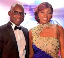 Découvrez La complicité entre Anta la fille du milliardaire Babacar Ngom et son mari, très amoureux