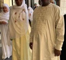 Macky Sall, Mariem Faye et Amadou Sall à La Mecque