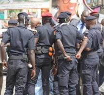 Parcelles Assainies: 10 Nigérians arrêtés par la police de Golf Sud