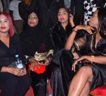 Grand Bal 2018 au Cices: La belle complicité entre Ngone Ndour et sa sœur Aby Ndour