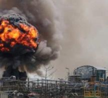 Urgent – Diamniadio : une explosion fait deux morts et plusieurs blessés