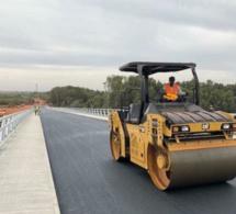 Le pont Sénégambie devient réalité, en finition avant son inauguration