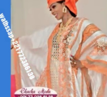 Exclusive: Mode Tendance model you grave ak aicha chacha moda +221772386138 4 784 vues  35