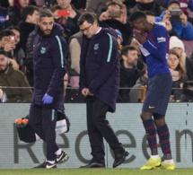 FC Barça : La durée de l'absence de Dembélé connue