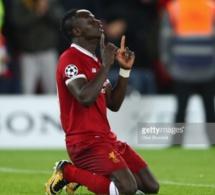 Sadio Mané dans le top 10 des meilleurs dribbleurs en Europe