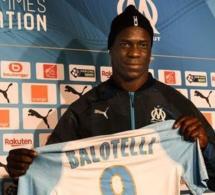 Officiel : Mario Balotelli signe à l'OM