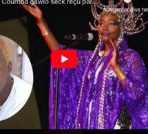 DEFF BUZZ, Coumba gawlo seck reçu par Tange , la diva de la musique Africaine