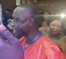 GAMBIE: Binta Ndaw et son mari arrosent Pape Diouf de Dallassi. REGARDEZ LEUR SHOW