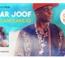 Découvrez le nouveau single de Omar Joof: KAKELANI KAKEJO.