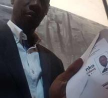 Deux cas de fraude signalés à Thiaroye et Ouagou Niayes. Des bulletins blancs sans l'effigie du Candidat Ousmane SONKO