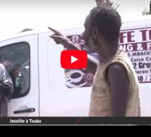 """Insolite à Touba : Un """"déficient mental"""" prédit la défaite de Macky Sall"""
