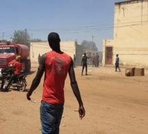 Vidéo: Violent incendie à Thiès, des camions citernes prennent feu à la zone industrielle, non loin de la prison