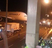 Un avion d'Air France évite un crash au-dessus de Niamey