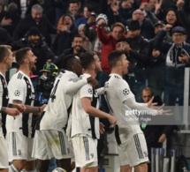 Juventus Vs Atlético : Ronaldo surprend La Juve a réussi à prendre l'avantage grâce à Cristiano Ronaldo (2-0)