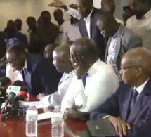 Urgent : Déclaration de Idrissa Seck, chef de l'opposition