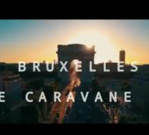 Une caravane Paris Bruxelles pour le 06 avril avec Pape Diouf : Sargal Keyssi Bousso avec Be Teranga.