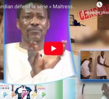 Tange Tandian DG OMARTS défend la série « Maîtresse et clash L'ONG Jamra: « Serie bi dara nekousi... |