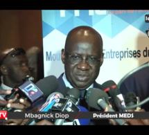 VIDEO - AG du MEDS: Les piques de Magnick Diop à l'Etat du Sénégal