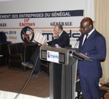 Les images de l'assemblée générale du Mouvement des entreprises du Sénégal avec le président Mbagnick Diop.