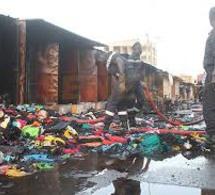 Incendies des marchés - Mamadou Berthé, architecte: « Le désordre est l'une des causes principales »