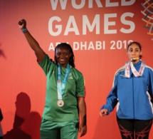 Dubai. Une médaille d'argent a été remportée par Kadidiatou grâce à son incroyable détermination !