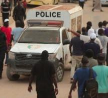 Un policier ouvre le feu sur un chauffeur sans permis à Louga