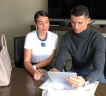 Ligue des champions : Cristiano Ronaldo écope d'une amende pour sa célébration