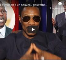 Urgent: Formation d'un nouveau gouvernement, Tange invite le président a ne surtout pas...