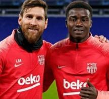 Vidéo- Moussa Wagué : « Je n'ai pas signé à Barcelone pour regarder les stars s'entraîner… »